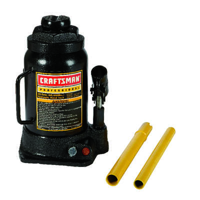 Craftsman  Hydraulic  Automotive Bottle Jack  20 ton
