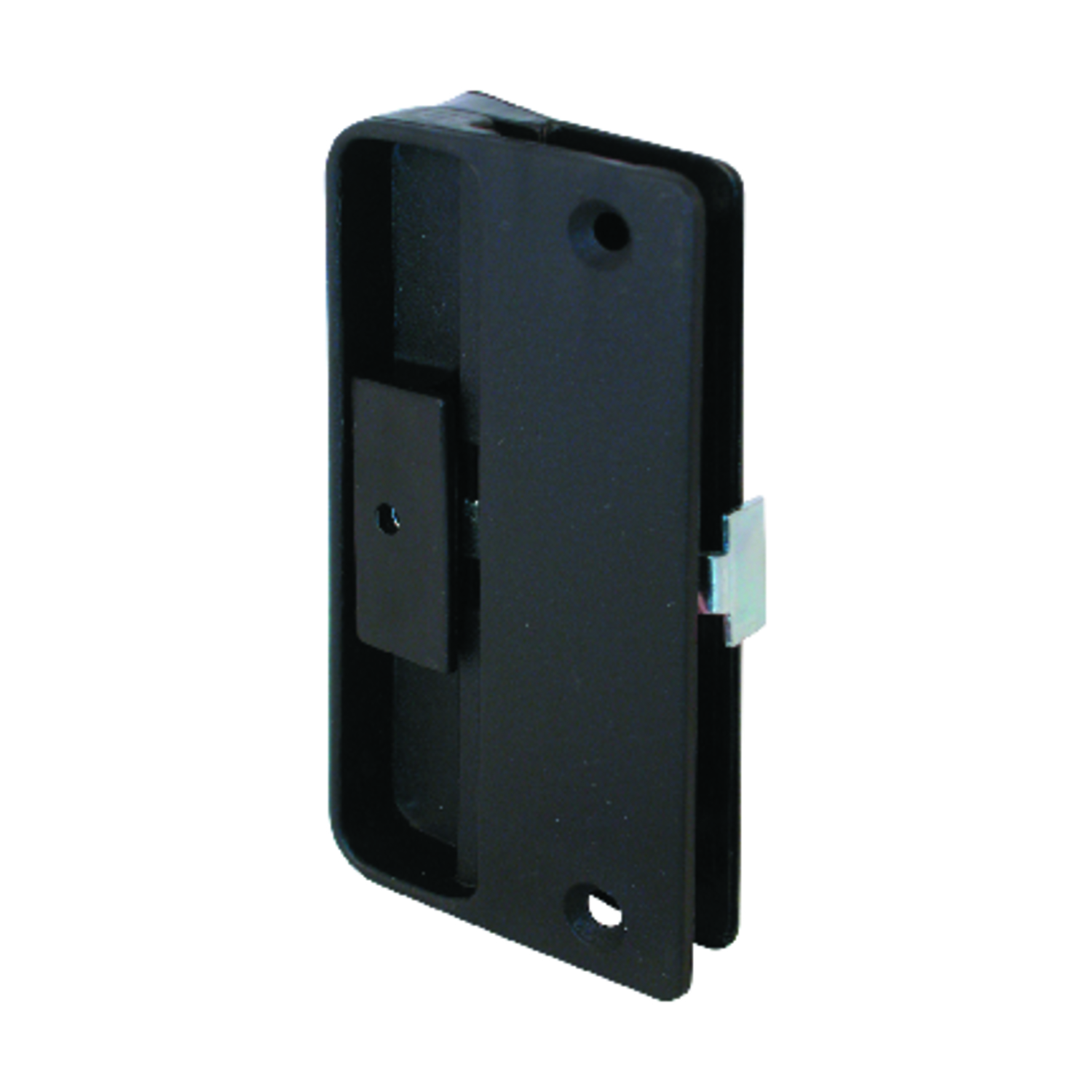 Prime-Line  Black  Plastic  Latch and Pull  1 pk
