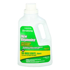 New Beginning  Cleaner and Wax Remover  64 oz. Liquid