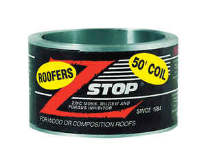 Z-Stop  Moss Control Strip With Nails