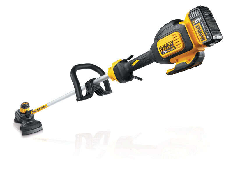 DeWalt  Straight Shaft  Battery  String Trimmer