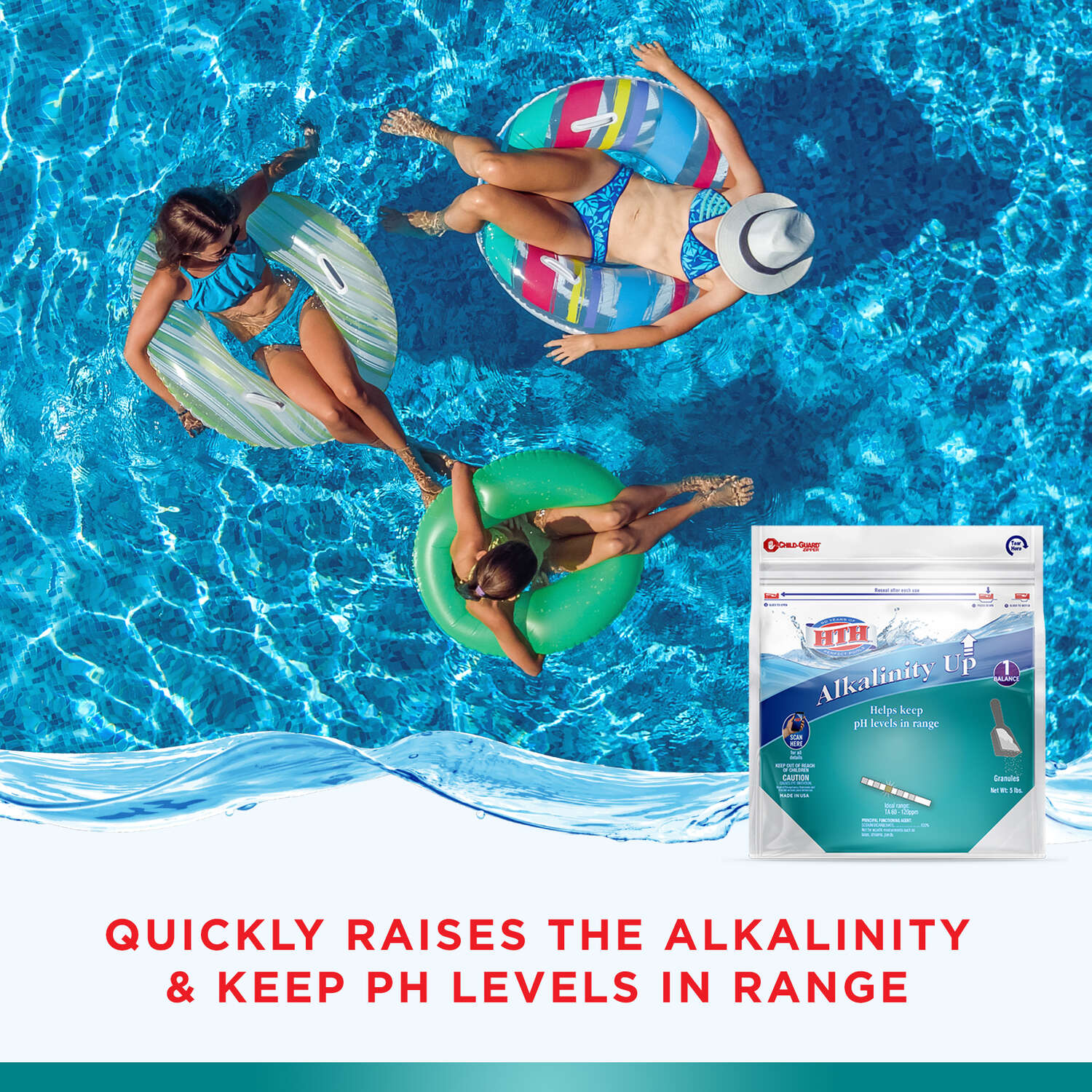 hth  Alkalinity Increaser  5 lb.