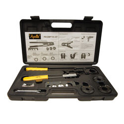 Apollo  1  Crimping Tool Kit  Black  1 pc.