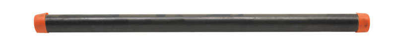 B&K Mueller  3/4 in. Dia. x 18 in. L Black  Pre-Cut Pipe