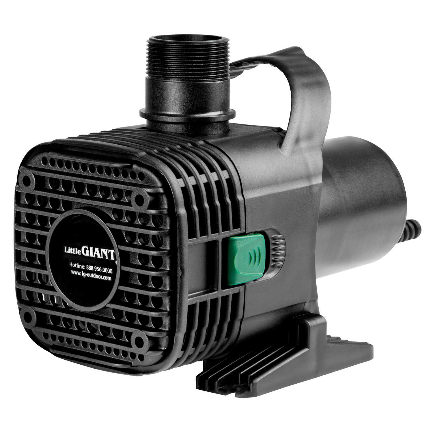 Little Giant  F-Series  Plastic  Wet Rotor Pump  1/3 hp