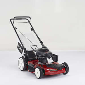 Toro  22 in. W 160 cc Self-Propelled  Mulching Capability Lawn Mower