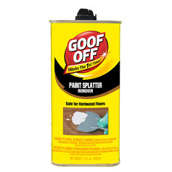 Goof Off  Paint Remover  12 oz.