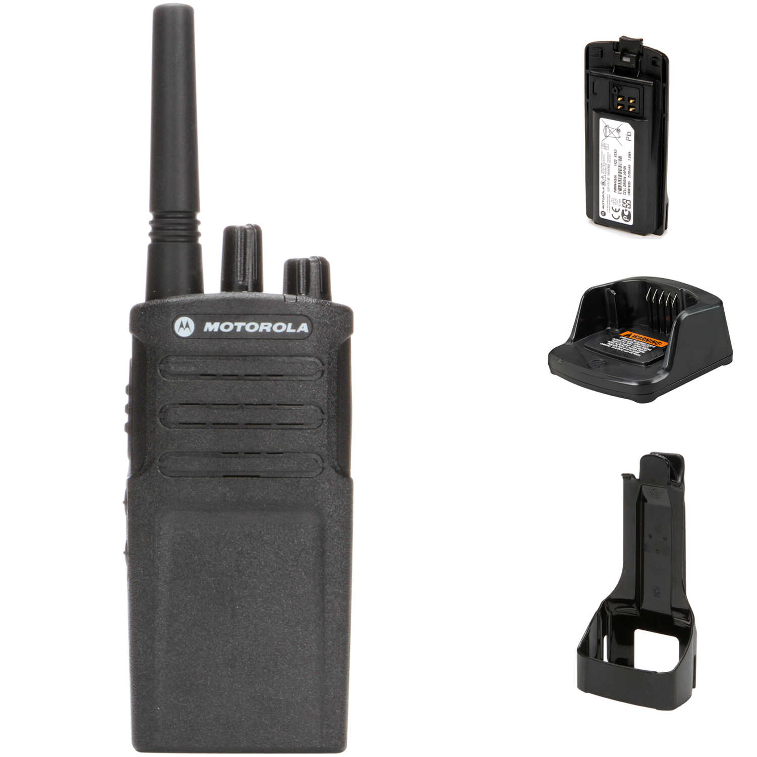 Motorola Solutions  UHF  250000  Two-Way Radio