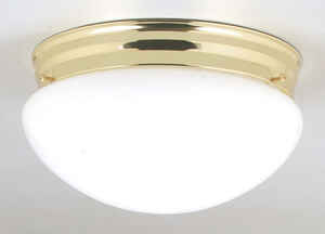 Westinghouse  8-7/8 in. W x 8-7/8 in. L x 4-3/4 in. H Ceiling Light