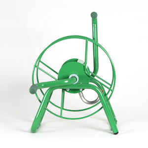 Yard Butler  75 ft. Free Standing  Green  Hose Reel