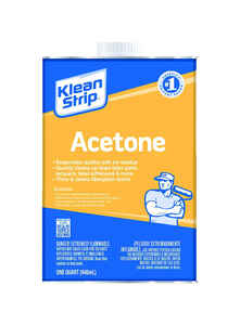 Klean Strip  Acetone  1 qt.