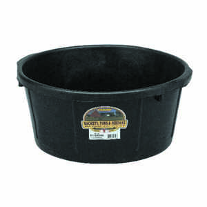 Little Giant  832 oz. Feeder Pan  For Livestock