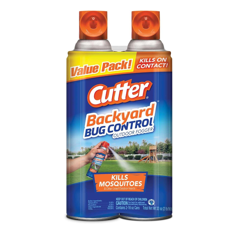 Cutter Backyard Bug Control Aerosol Insect Killer 16 Oz