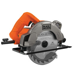 Black and Decker 13 amps 7-1/4 in. Corded Circular Saw with Laser