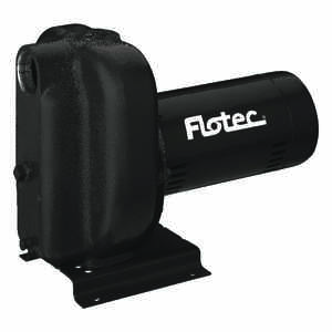 Flotec  Cast Iron  Sprinkler Pump  1-1/2 hp 55  230 volts