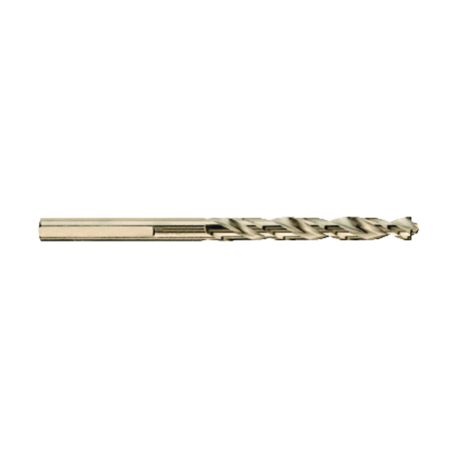 DeWalt  Pilot Point  17/64 in. Dia. x 4-1/8 in. L High Speed Steel  3-Flat Shank  1 pc. Split Point