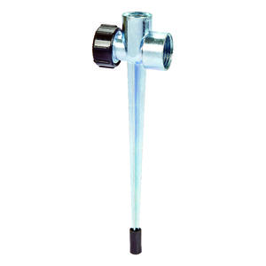 Home Plus  Zinc  Spike Base  Sprinkler Base