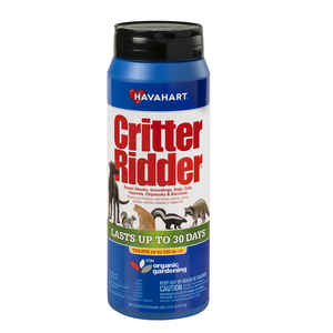 Havahart  Critter Ridder  Animal Repellent  Granules  For Most Animal Types 2 lb.