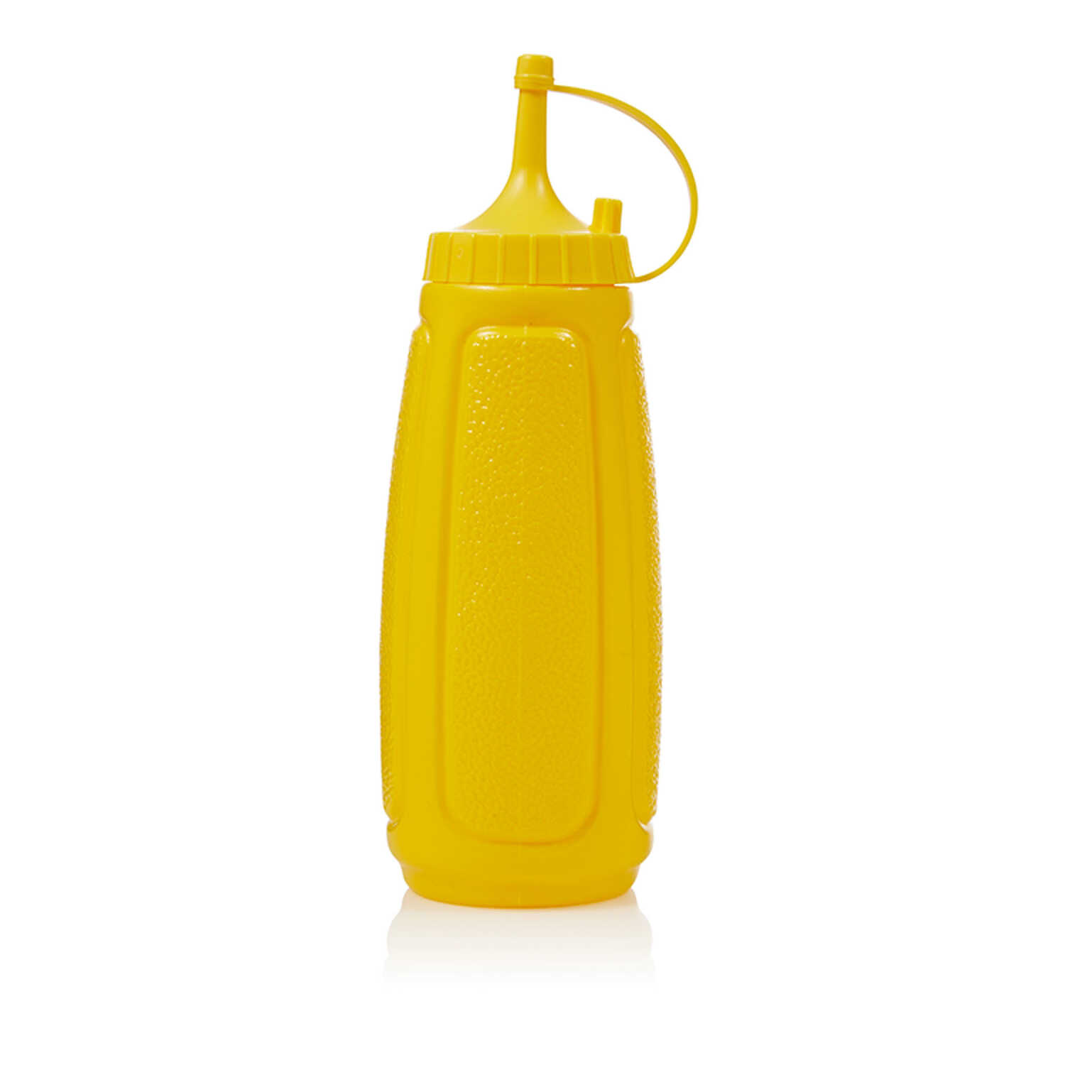 Arrow  Yellow/White  Mustard Dispenser