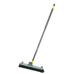 Quickie  Bulldozer  Polypropylene  24 in. Soft Sweep