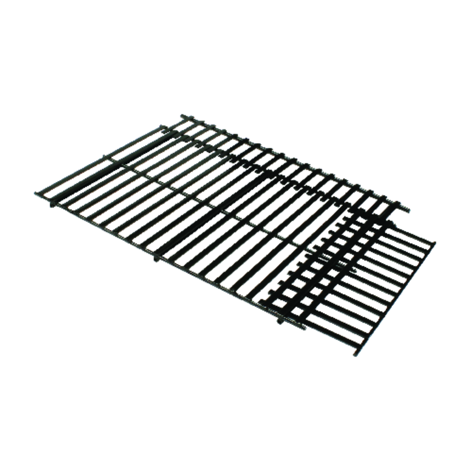Grill Mark  Cast Iron/Porcelain  Grill Cooking Grate  14.3 in. L x 22 in. W x 0.8 in. H