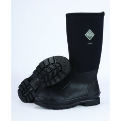 The Original Muck Boot Company  Chore Hi  Men's  Boots  10 US  Black