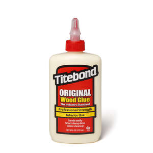 Titebond  Original  Translucent  Wood Glue  8 oz.