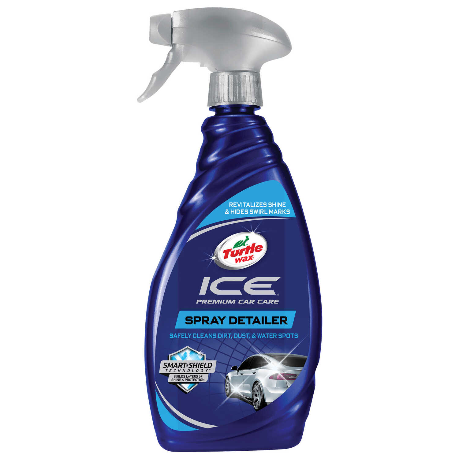 Ice  Spray Detailer  Liquid  Automobile Polish  20 oz. For Protection Of A Conventional Car Wax In A