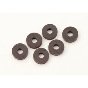 Ace 1/4 in. Dia. Rubber Faucet Washer 6 - Ace Hardware