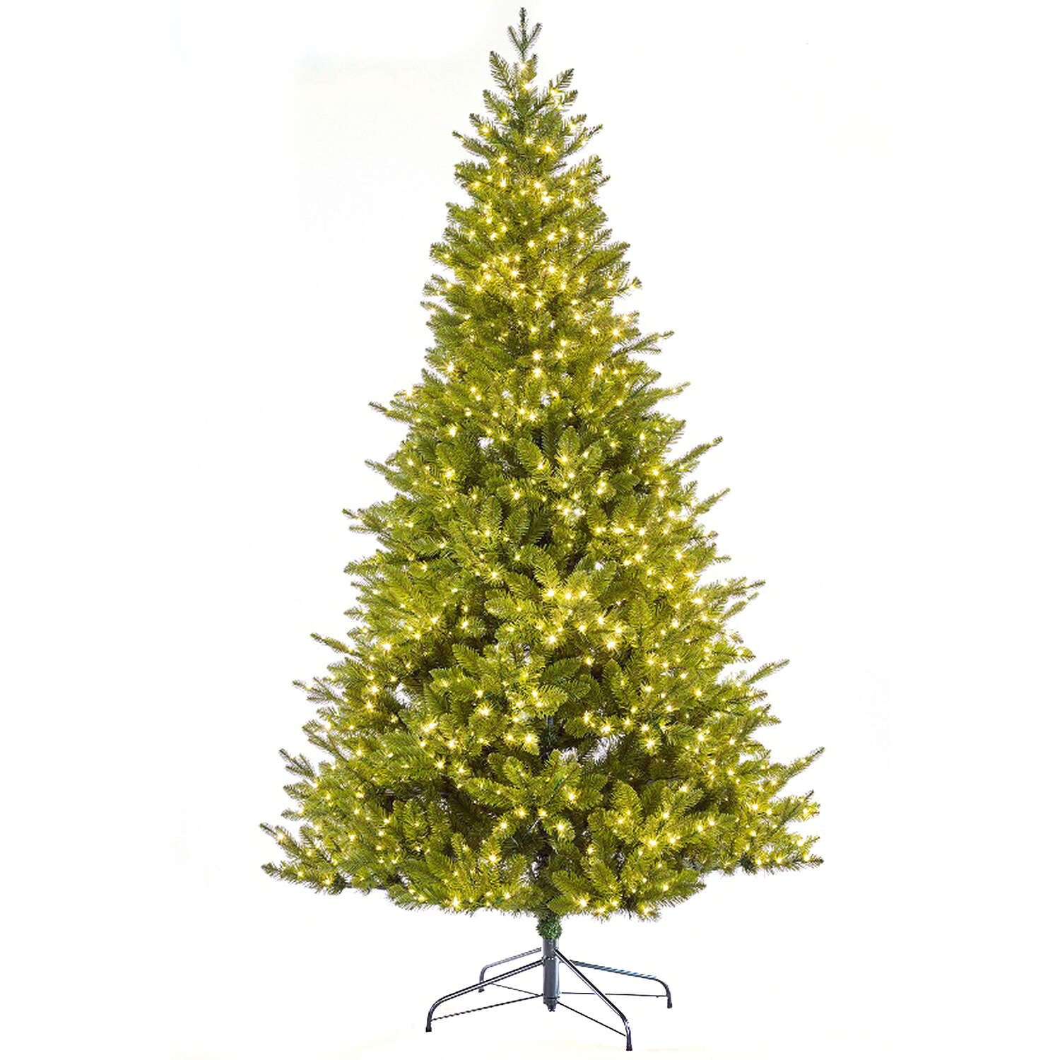Celebrations  7 ft. Frasier Invisible Wire  Prelit 1200 count Fir Tree