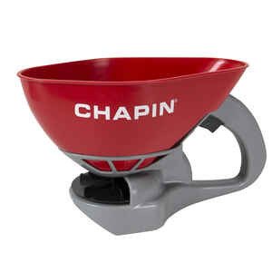 Chapin  Handheld  Spreader  For Fertilizer 38 oz.