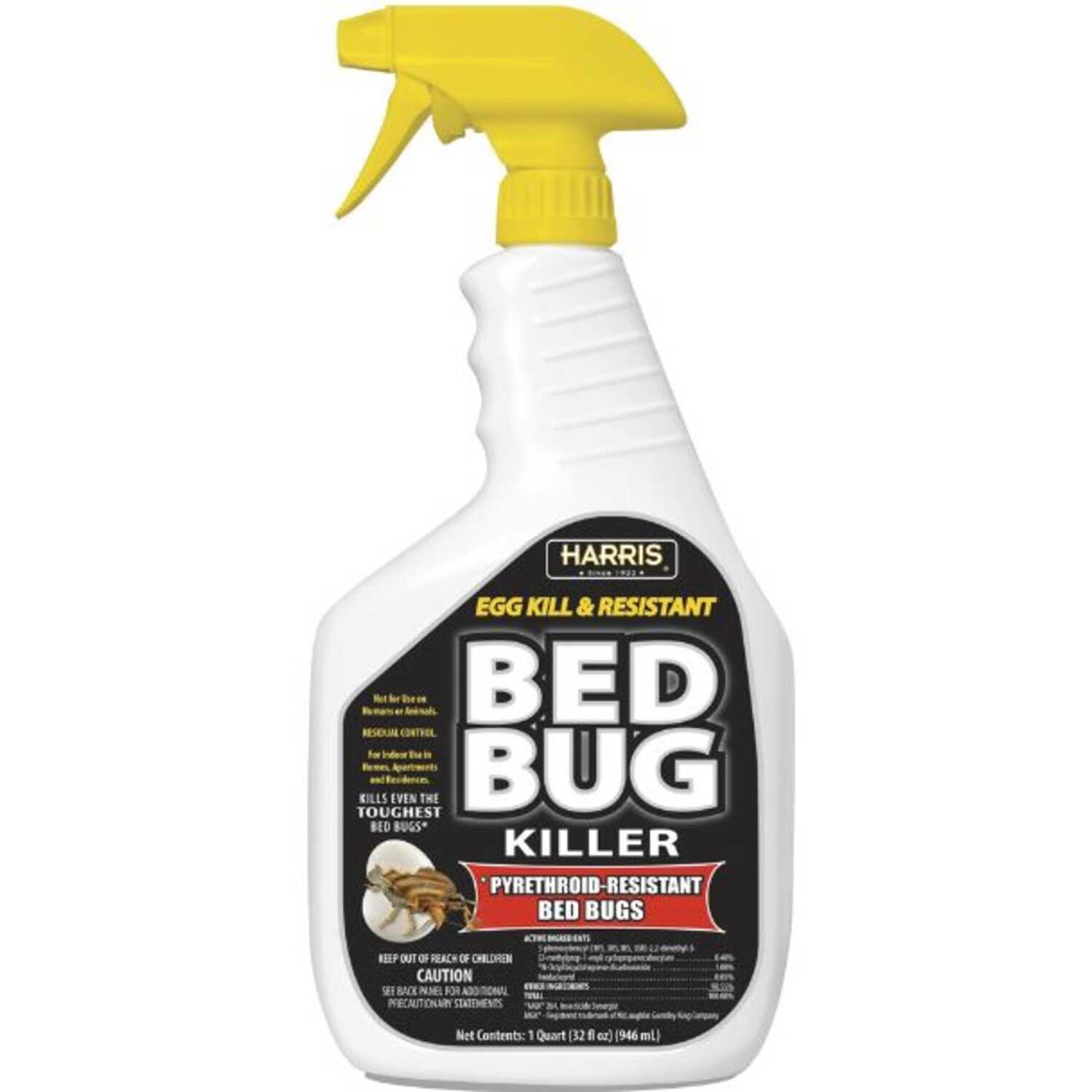 Harris  Egg Kill & Resistant  Insect Killer  32 oz.