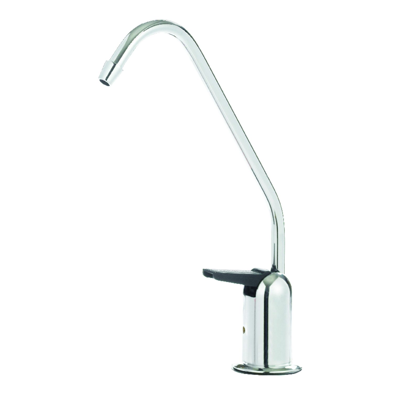 Watts Air Gap One Handle Chrome Kitchen Faucet