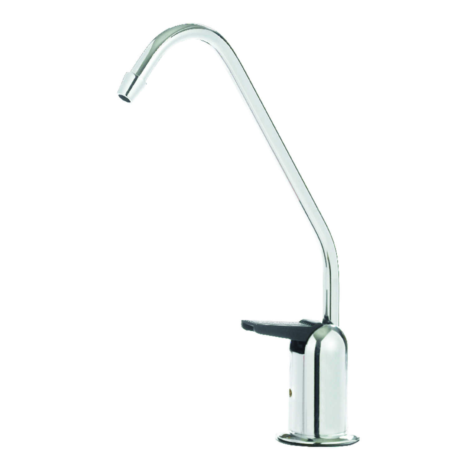 Watts  Air Gap  One Handle  Chrome  Kitchen Faucet