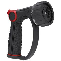Orbit  Pro Flo  7 pattern Metal  Hose Nozzle
