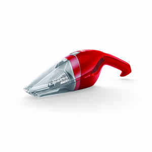 Dirt Devil  Bagless  Cordless  Pet Vacuum  4 amps Red  Standard