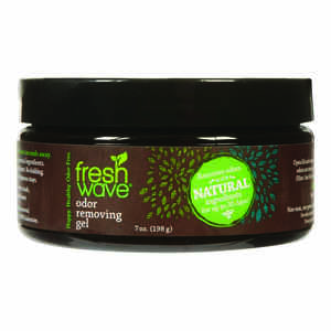 Fresh Wave  Natural Scent Odor Removing Gel  7 oz. Gel