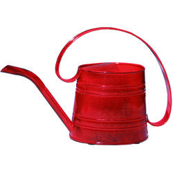 Robert Allen Cayenne Red 0.5 gal. Metal Danbury Watering Can