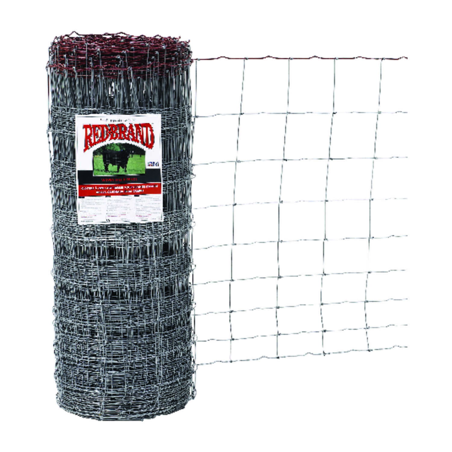 Red Brand  Monarch  39 inches  H x 330 ft. L Steel  Field Fence