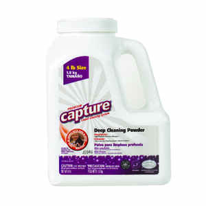 Capture  Premium  Carpet Cleaner  4 lb. Powder  Concentrated