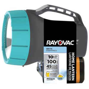 Rayovac  Brite Essentials  Multicolored  Lantern