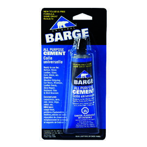 Barge  High Strength  Cement  All-Purpose Cement  2 oz.