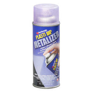 Plasti Dip  Metalizer  Flat/Matte  Violet  11 oz  Multi-Purpose Rubber Coating