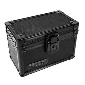 Vaultz  Key Lock  Black  Security Index Box