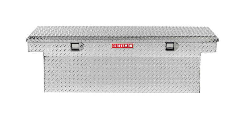 Craftsman  Aluminum  Bed-Installed  Truckbox