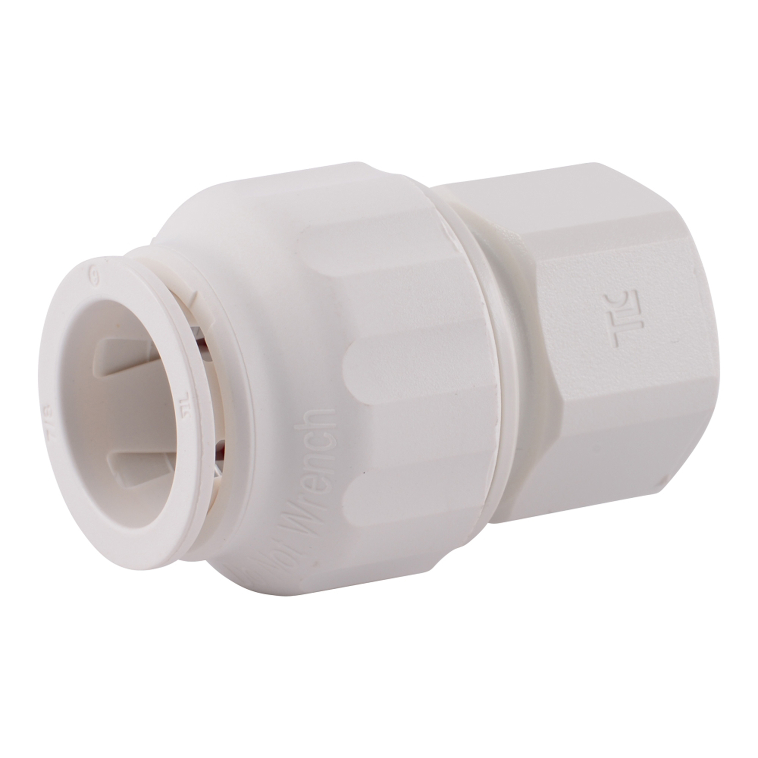 SharkBite  Quick Connect  3/4 in. CTS  3/4 in. NPS  Female Connector