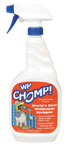 WP Chomp  Liquid  Wallpaper Stripper  32 oz.