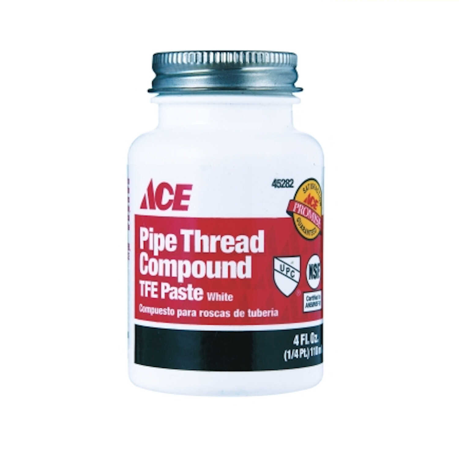 Ace White Pipe Thread Compound 8 oz  - Ace Hardware