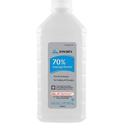 Swan  Rubbing Alcohol  16 oz.