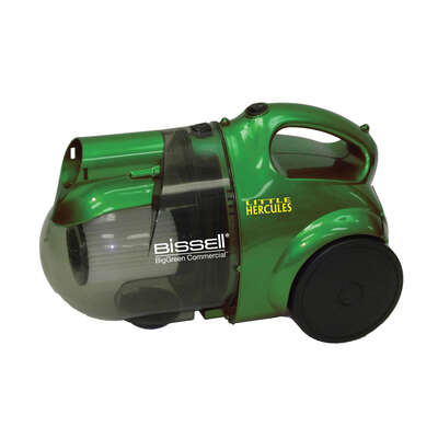Bissell Commercial  BigGreen Little Hercules  Bagged  Corded  Canister Vacuum  10 amps HEPA  Green